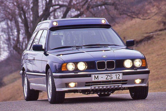 Rare Estate Cars