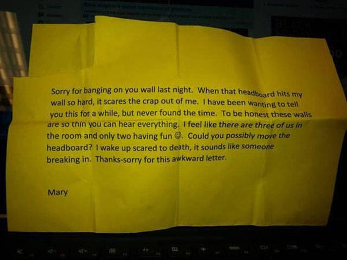Awesome Notes That Were Passed From One Stranger To Another