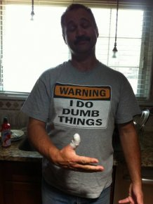 Sometimes T-Shirts Can Be Used To Sum Up A Situation Perfectly
