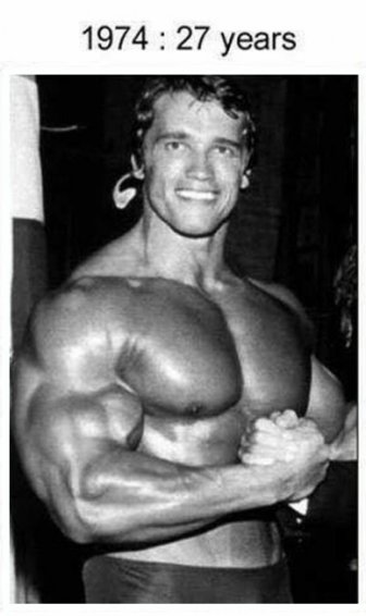 A Look At Just How Well Arnold Schwarzenegger Has Aged Over The Years