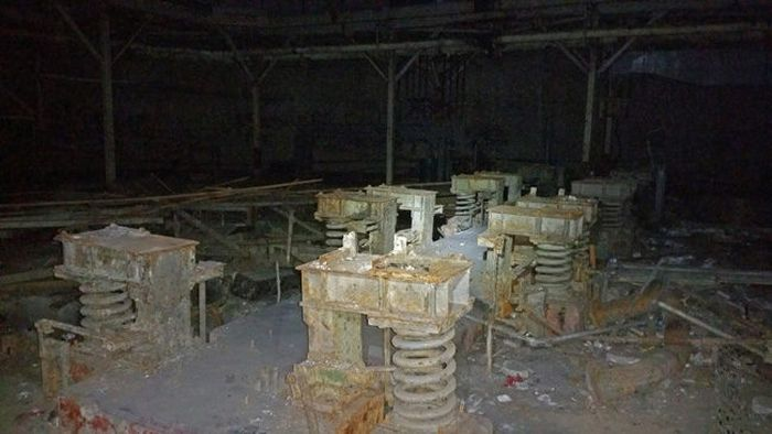 See The Inside An Abandoned Silo That Once Held The Titan Missile