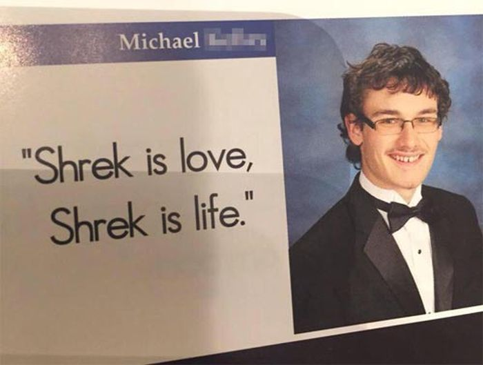 Senior Yearbook Quotes Best Kids Who Knocked It Out Of The Park With Their Senior Yearbook