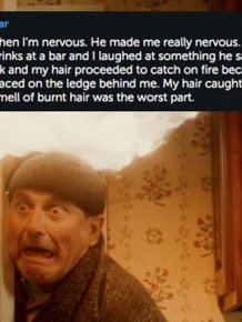 Embarrassing First Date Stories That Will Make You Cringe