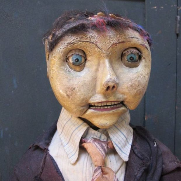 ventriloquist dummies arent cute theyre just creepy