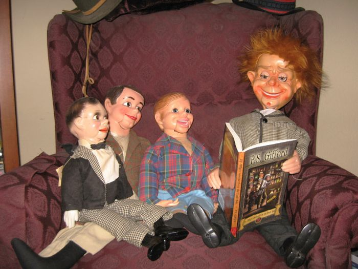Ventriloquist Dummies Aren't Cute, They're Just Creepy