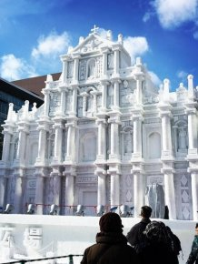 The Sapporo Snow Festival Is Now Open To The Public
