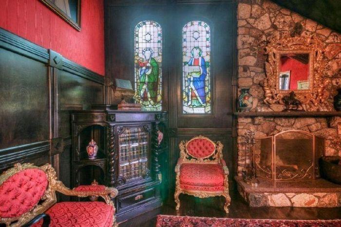 This Regular Rhode Island Home Has A Castle Hidden Inside