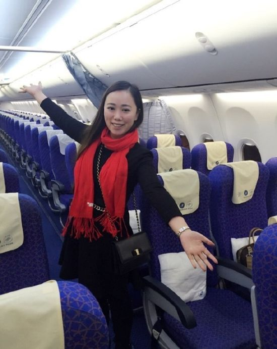 After A 10-Hour Delay This Woman Got A Plane All To Herself