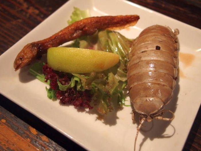 The Food Looks Like It's Going To Eat You At This Japanese Restaurant