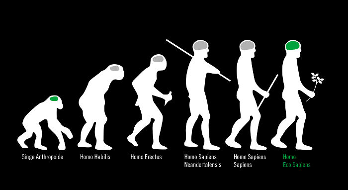 Celebrate Evolution With These Satirical Darwin Day Illustrations