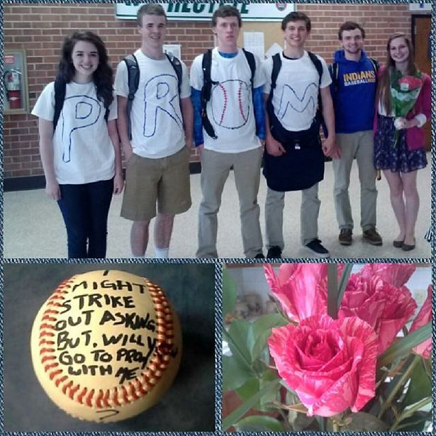 People Who Went All Out When Asking Their Dates To Prom