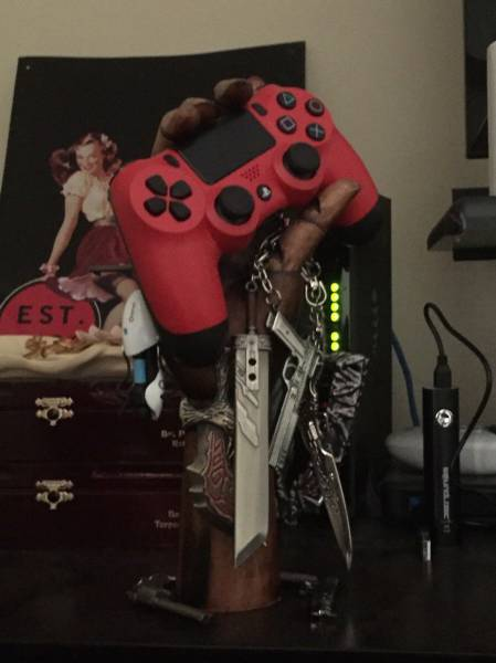 Pictures That Prove Gamers Get To Have All The Fun
