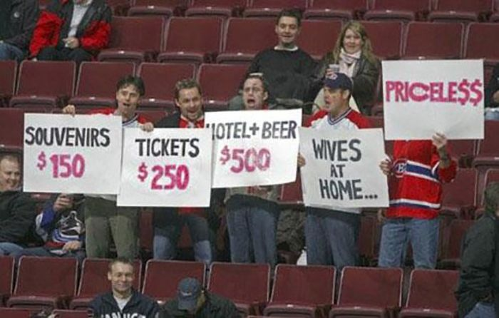 Signs That Stole The Show At Sports Games