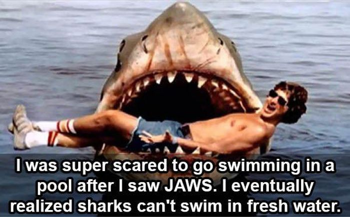 Awkward Things People Have Admitted To Being Afraid Of As Kids