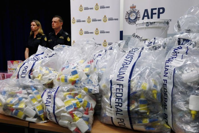 Police Find Huge Meth Stash In Gel Bra Inserts For Women