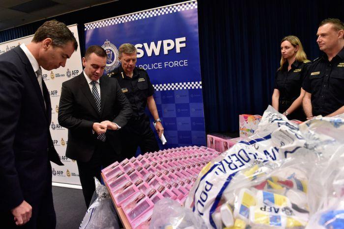 Police Find Huge Meth Stash In Gel Bra Inserts For Women