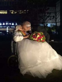 Chinese Man Finds The Most Romantic Way To Say I Love You To His Wife
