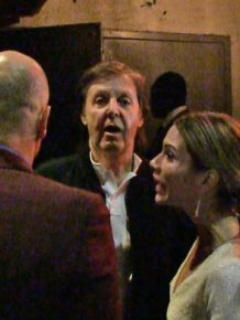 Paul McCartney, Taylor Hawkins And Beck Denied Access To A Grammy Party