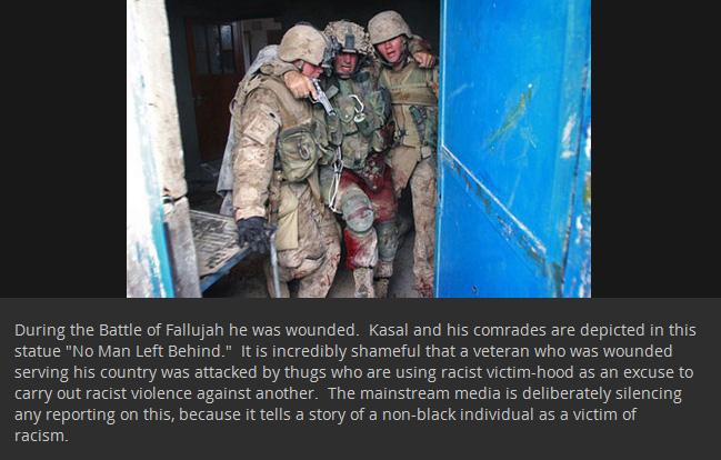 Army Hero Gets Robbed And Beaten At A Washington D.C. McDonald's