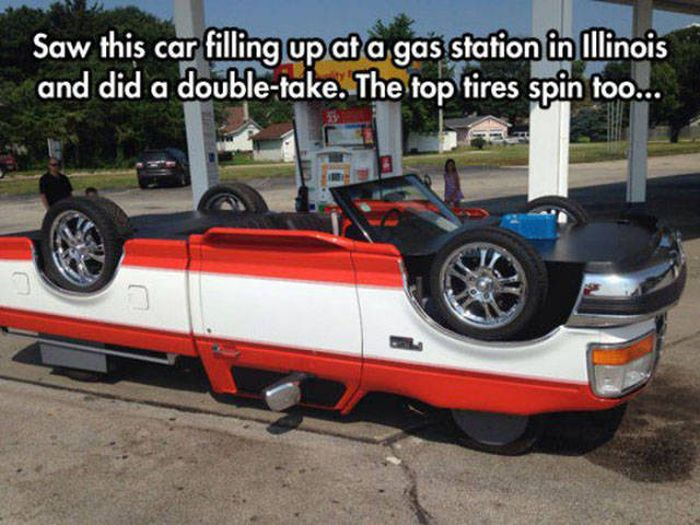 Some Of The Weirdest Cars Ever To Be Seen On Planet Earth