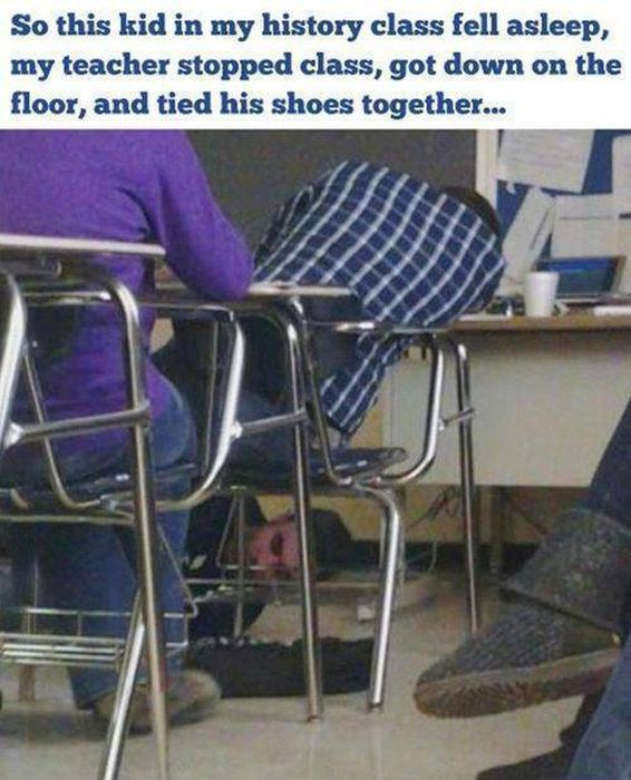School Moments Caught On Camera That Will Crack You Up