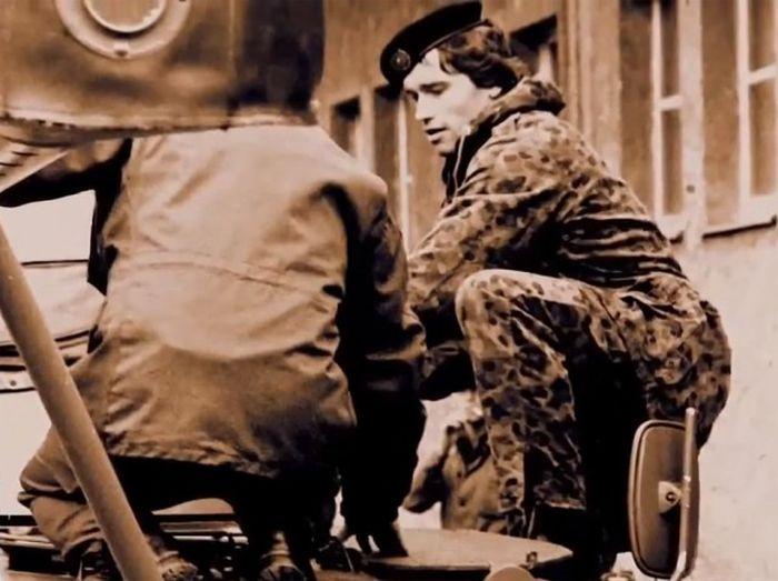 Photos From Arnold Schwarzenegger's Army Days