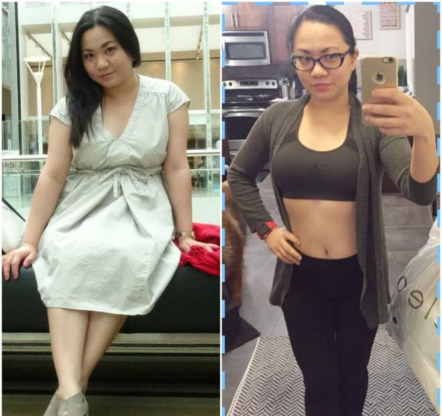 Incredible Weight Loss Transformations That Will Inspire You To Hit The Gym