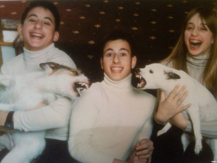 Those Times When Family Photos Got A Little Crazy