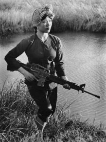 Rare Photos Of The Viet Cong From The Vietnam War
