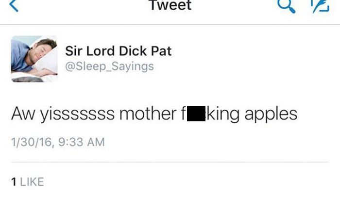 Girlfriend Shares The Funny Things Her Boyfriend Says In His Sleep On Twitter