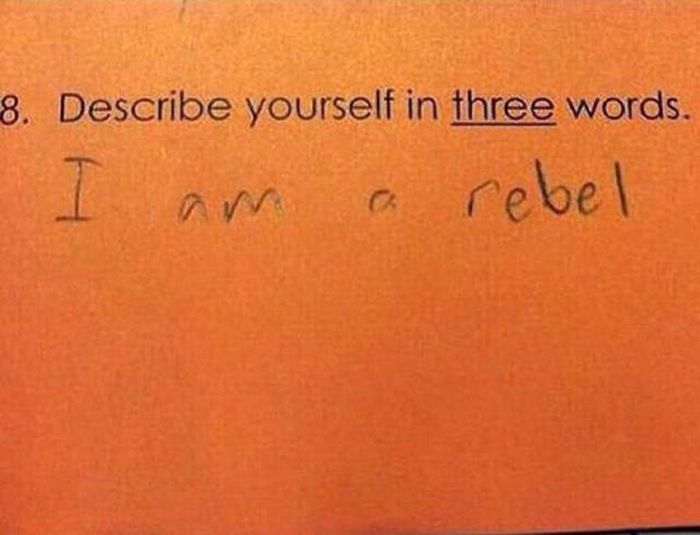 Innocent Kids Who Had No Idea They Were Writing Offensive Notes