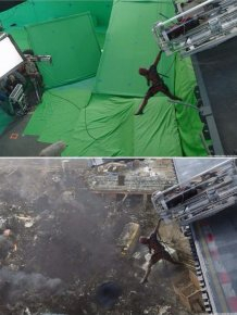 Deadpool - Special Effects