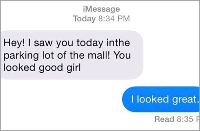 Getting A Text From Your Ex Can Be The Worst