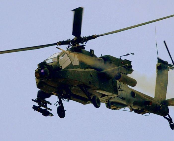 AH-64 Apache, part 2