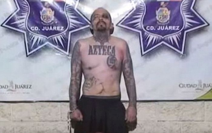 Inside This Lawless Mexican Prison The Gangs Make The Rules