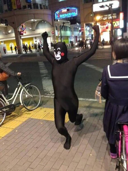 Unusual Occurrences That Could Only Happen In Japan