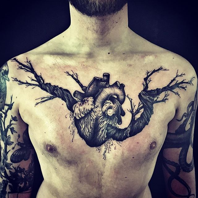 Awesome Photos For All The Tattoo Aficionados In The World