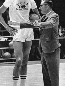 Kareem Abdul-Jabbar And Coach John Wooden Had An Unbreakable Bond