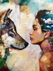 16 Year Old Artist Creates Breathtaking Art That Will Blow Your Mind