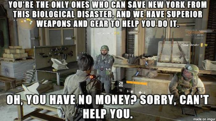 Amusing Pictures For The Gamers Out There