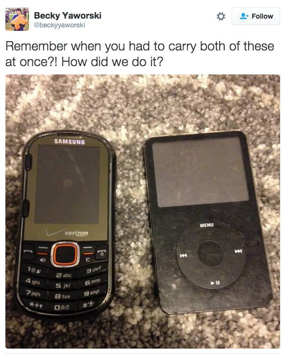 People Remember The Crazy Things That They Used To Do