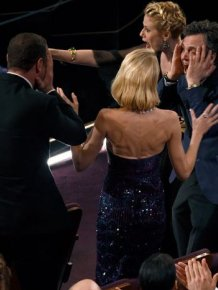 All The Best Pictures From The 2016 Academy Awards
