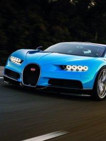 1500hp Bugatti Chiron