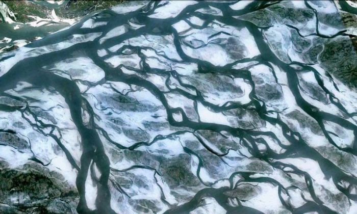 Braided Rivers Are The Most Beautiful Rivers On Earth