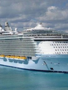 You Won't Believe What's Actually Stocked In A Cruise Ship's Inventory