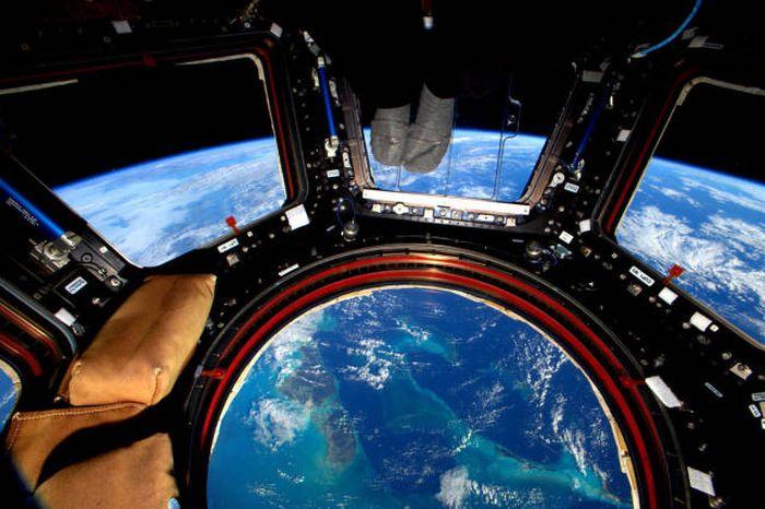 Fantastic Space Photos Courtesy Of Astronaut Scott Kelly