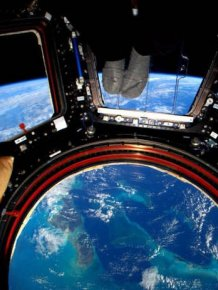 Fantastic Space Photos Courtesy Of Astronaut Scott Kelly