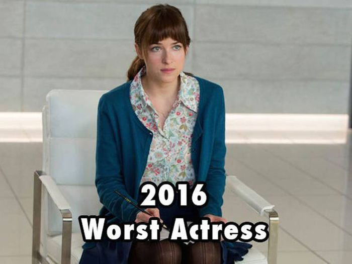 Here Are The Winners From The 2016 Golden Raspberry Awards