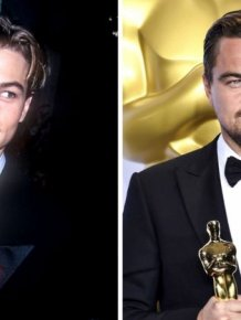 Photos Of Famous Actors Attending Their First Academy Awards Ceremony
