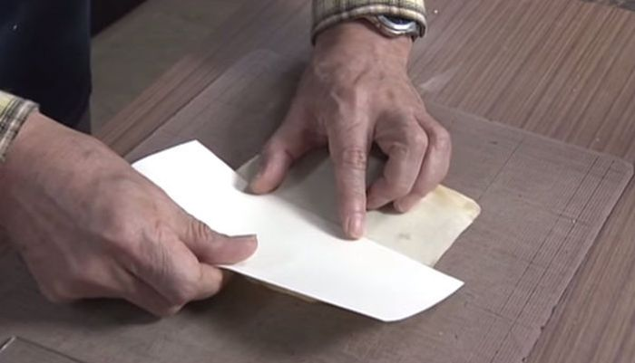 Japanese Man Takes Old Books And Makes Them New Again